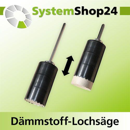 famag d mmstoff lochs ge d68mm nl100mm mit integriertem adapter click drill. Black Bedroom Furniture Sets. Home Design Ideas