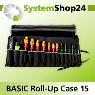 PARAT BASIC Roll-Up Case 15